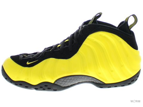 【US12】NIKE AIR FOAMPOSITE ONE 314996-701 opti yellow/opti yellow-black