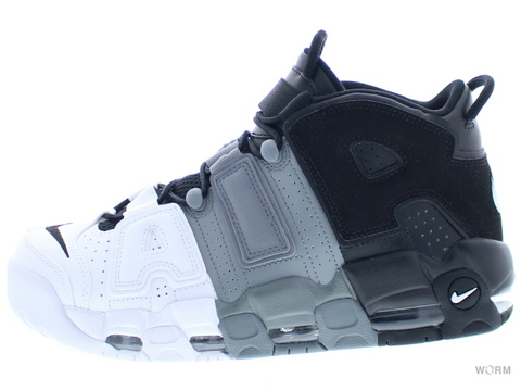 buy online 62311 8f0c9 NIKE AIR MORE UPTEMPO  96 921948-002 black black-cool grey-