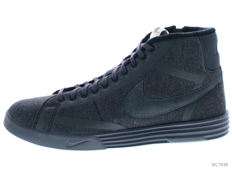 【US10】NIKE LUNAR BLAZER 2.0 644578-005 black/anthracite-black