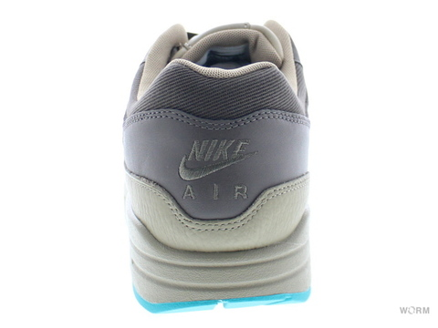 【US10.5】NIKE AIR MAX 1 PREMIUM 875844-200 ridgerock/turbo green-khaki