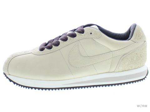 【US9】[SAMPLE]NIKE CORTEZ BY MARK SMITH 308434-111 net/net-sail-boulder