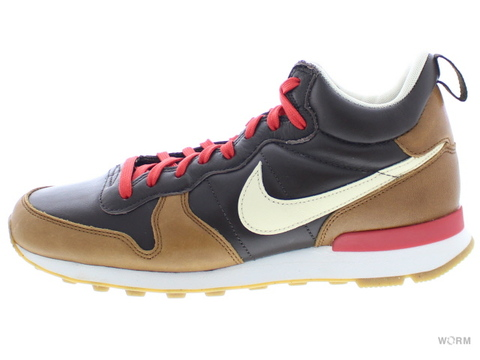 【US8】NIKE INTERNATIONALIST MID ESCAPE QS 705073-200 baroque brown/flt opal-al brwn