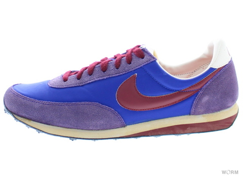 【US8】NIKE ELITE (VNTG) 316987-465 bright blue/tm red-crt prpl-sl