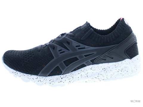 【US8】asics GEL-KAYANO TRAINER KNIT hn705-9090 black/black