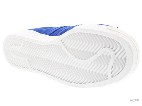 【US10.5】adidas SUPERSTAR 80c COLLAB g14840 trublu/wht/wht