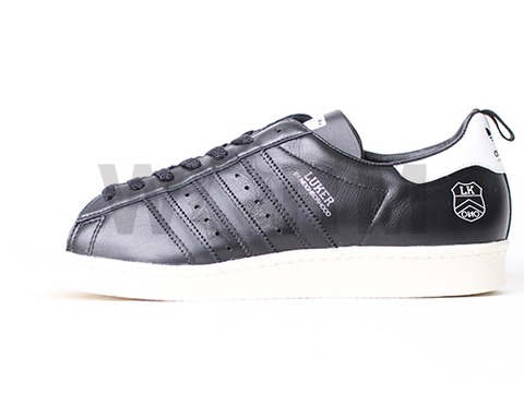 "【US11.5】adidas SS MOD LUKER ""LUKER BY NEIGHBORHOOD"" g17201 black1/black1/wht"
