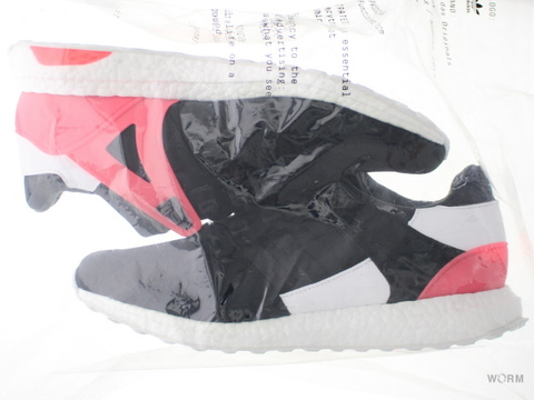 "【US10.5】adidas EQT SUPPORT ULT ""PROMO"" black/pink/white"